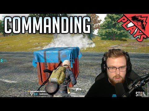 COMMANDING RANDOMS - Player Unknown Battlegrounds #79 (PUBG Random Squad Gameplay)
