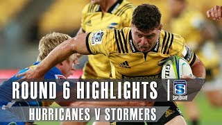ROUND 6 HIGHLIGHTS: Hurricanes v Stormers – 2019