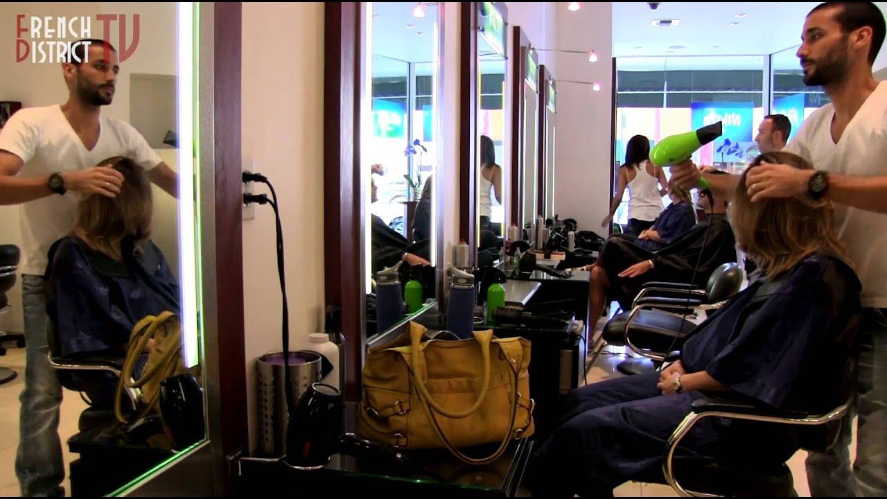 Nikita paris salon de coiffure youtube for Pareti salone