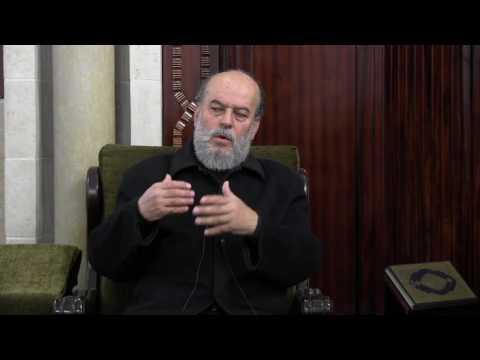 تفسير إنما يعلمه بشر لسان الذي يلحدون اليه أعجمي | الشيخ بسام جرار