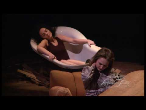 Opera The Blind by L. Auerbach Russian premiere director Dmitry Belyanushkin