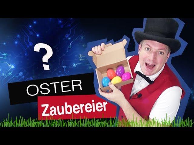 Zaubereier - Zu Ostern