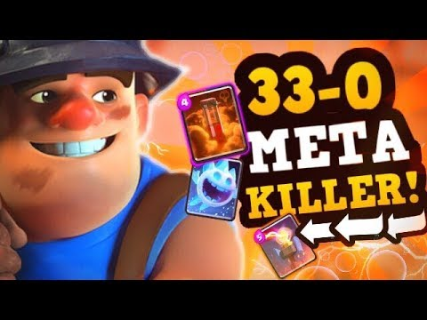MINER POISON is HOT :: 33-0 Deck Guide (Control/Cycle Hybrid) ft SirTag