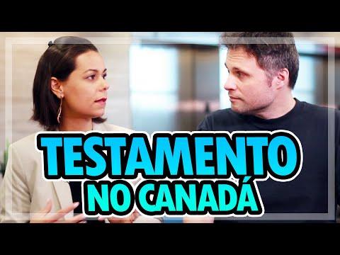 POR QUE TER TESTAMENTO NO CANADÁ - ACONSELHAMENTO JURÍDICO NO CANADÁ #3