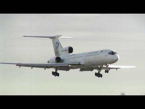 TU154 M - TATARSTAN airlines