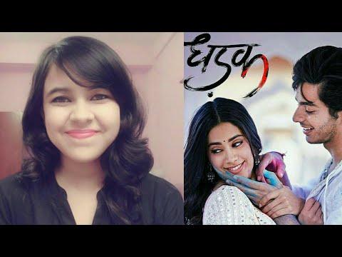 Dhadak - Title Track | Cover By Anamika Jha | Dhadak | Shreya Ghoshal | Ajay Gogavale