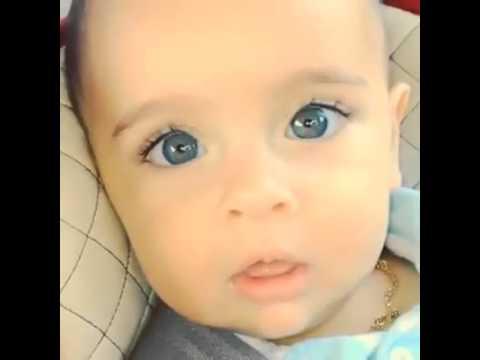 El beb de los ojos mas bonitos del mundo youtube - Los banos mas bonitos ...
