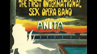 The First International Sex Opera Band,  Anita 1969 (vinyl record)