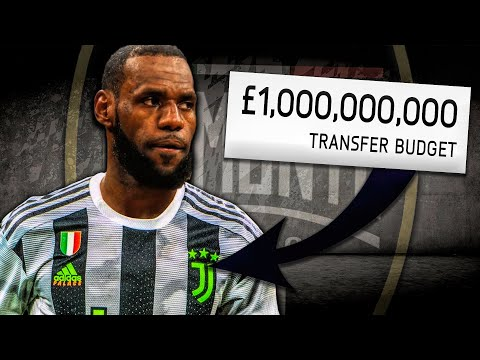 1,000,000,000 Juventus Takeover Challenge! FIFA 20 Career Mode
