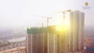 Cập nhật tiến độ dự án chung cư Imperia Smart City (ISC2) ngày 18/12/2020.