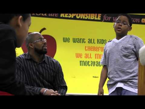 April 2013 - Kid Magic - Raymond Appleberry - Garner Fine Arts Academy