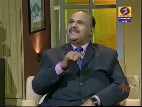 Media Expert M Siddaraju In Shubhodaya Karnataka | DD Chandana