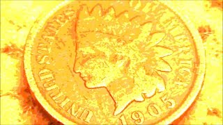 Finding A Indian Head Penny Crh'ing - Unbelievable Coin Roll Hunting Find