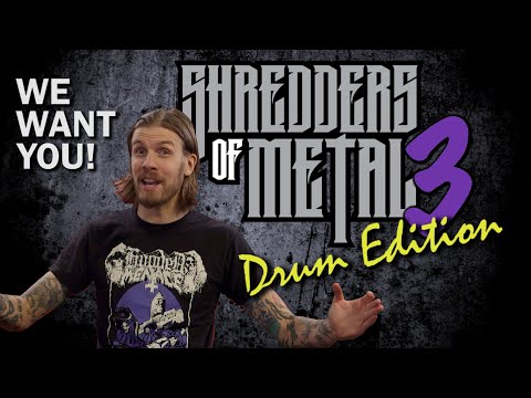 CALLING ALL HEAVY METAL DRUMMERS! episode thumbnail