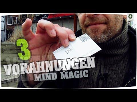 Vorahnungen | Unglaublicher Zaubertrick mit Auflösung / Tutorial | One Ahead Mind Magic