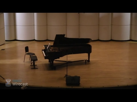 ECU School of Music Live Stream