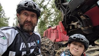 WE GET LOST MOUNTAIN BIKING BRINGEWOOD
