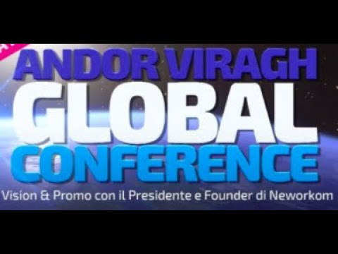 Global Conference Presidente Neworkom Andor Viragh - 29 Marzo 2020