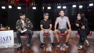 TRIPLE J AND FRIENDS : เมสซี่เจ - ต้น นฤบดินทร์ คู่ซี้นักบอลทีมชาติไทย