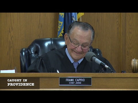 Meet the Man Behind the Bench: Judge Frank Caprio