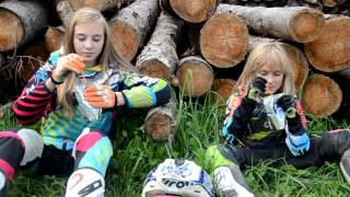 a day in the life of funny Motocross Kids