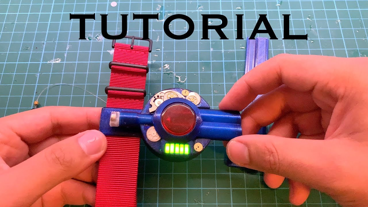 How To Make The Functional Web Shooter Diy Tutorial