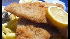 Schnipo im Restaurant Sudada Dieni/Sedrun - die besten Schnitzel weltweit!