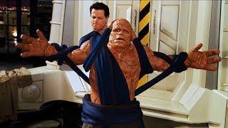 Существо против Мистера Фантастика. Ссора друзей. Фантастическая четверка. 2005