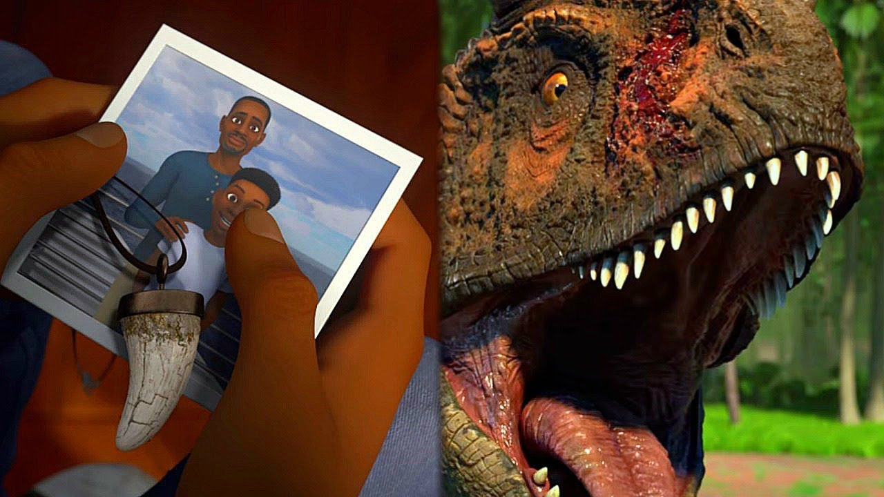 Jurassic World: Camp Cretaceous SPOILER REVIEW - with Jacob from DangerVille