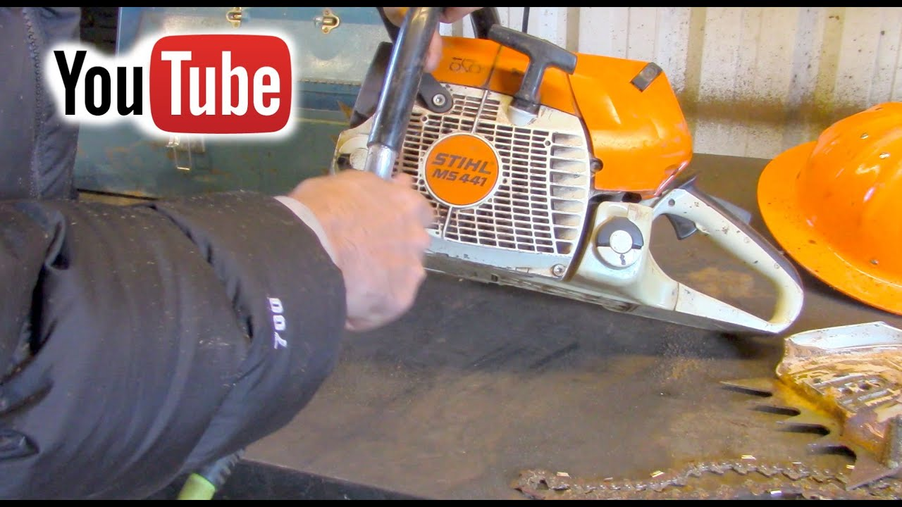 2bea3007c0e Timber Framing Chainsaw - YouTube
