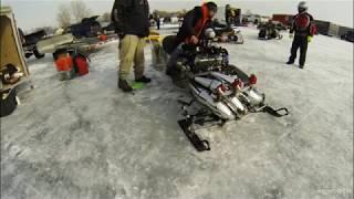 Jason's 1640cc 2 stroke turbo