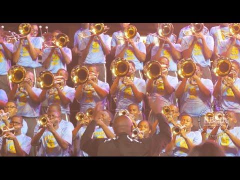 Hotline Bling - Southern University Marching Band 2015 - Filmed in 4K