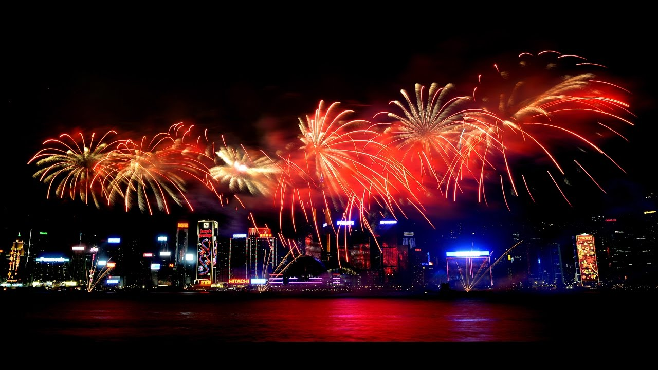 how to say happy new year in hong kong