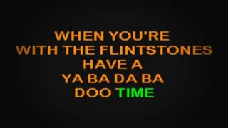 SC2029 06   TV Themes   Flintstones [karaoke]