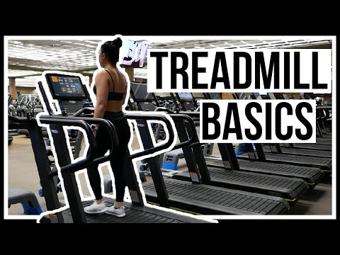 HOW TO USE A TREADMILL | Beginner's Guide