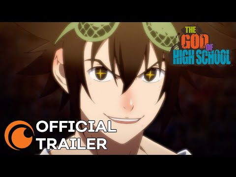 The God of High School | A Crunchyroll Original | FINAL TRAILER