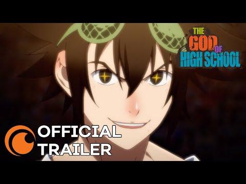 The God of High School | A Crunchyroll Original | FINAL TRAILER