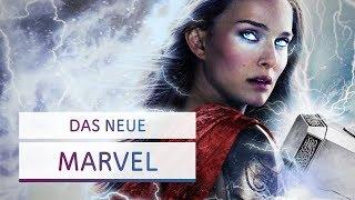 Diese Marvel-Helden kommen in ''Phase 4''