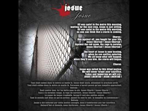 HOLD FAST- Josue