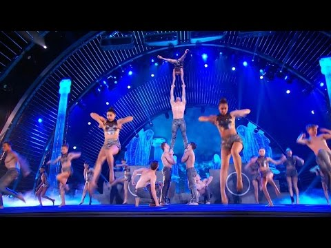 America's Got Talent S09E24 Finale AcroArmy Breakout Performance