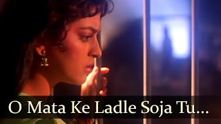 o Mata Ke Ladle Soja Tu - Anil Kapoor - Juhi Chawla - Benaam Badshah - Sad Songs
