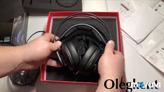 Обзор наушников Trust GXT 383 Dion 7.1 Bass vibration headset