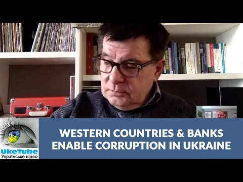 West has to stop moralizing about corruption in Ukraine, Taras Kuzio