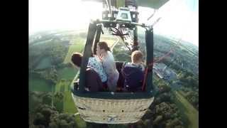 12.06.2014 - Heissluftballonfahrt