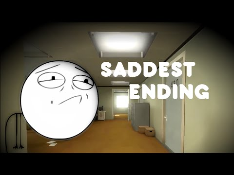 Saddest Ending in Stanley Parable.