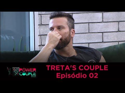 TRETA`S COUPLE - EPISÓDIO 2 | HERMES E RENATO NO POWER COUPLE BRASIL