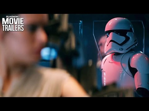 Daniel Craig is a stormtrooper in a NEW clip from Star Wars: The Force Awakens [HD]
