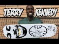 TERRY KENNEDY BOARD SET UP AND INTERVIEW !!! - NKA VIDS -