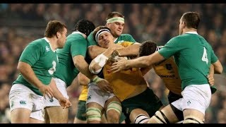 The Art of The 'Choke Tackle' - Rugby Montage