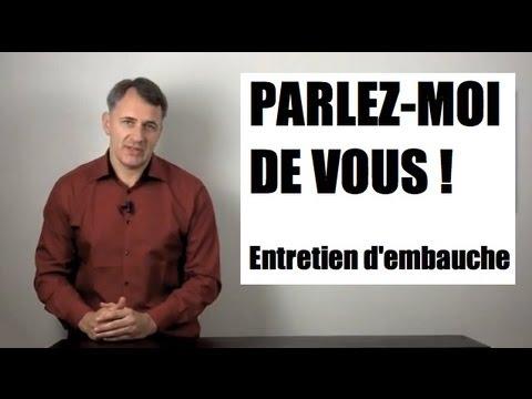 🏆 Parlez Moi De Vous, Présentez-vous, Exemples De Réponses (coaching Emploi)